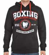 Phantom Boxing Never Back Down bluza czarna