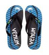 Venum Board klapki niebieskie