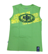 Pit Bull BJJ Top zielony