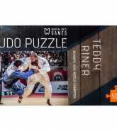 Martial Arts Games Puzzle TEDDY RINER