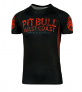 Pit Bull WANNA PLAY GAMES 17 rashguard krótki