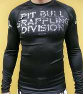 Pit Bull Grappling rashguard long