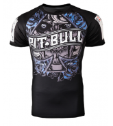 Pit Bull Ace of Spades rashguard short