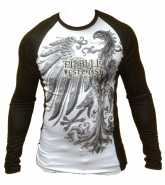 Pit Bull Eagel rashguard long
