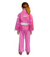FUJI All Around BJJ Kids kimono różowe