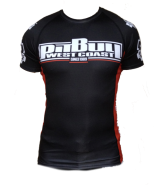 Pit Bull Live-Strong Edition rashguard short