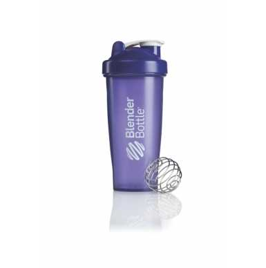 Blender Bottle Classic Color 830ml full-purple