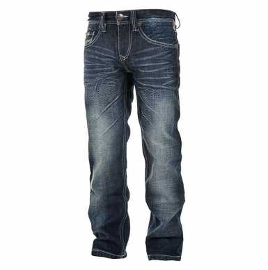 Pit Bull Denim Long Pants PB2013 Denim Washed