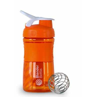 Blender Bottle Sportmixer 590ml orange