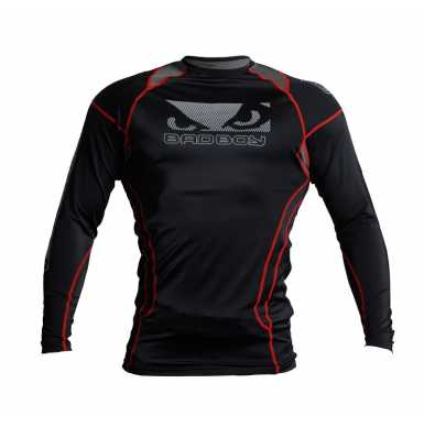Bad Boy Tech Performance Top Black/Red