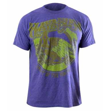 Hayabusa Branded T-shirt purple