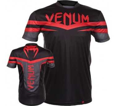 Venum Sharp Red Devil Dry Tech koszulka