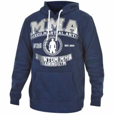 Phantom MMA Vegas Gym bluza z kapturem Navy