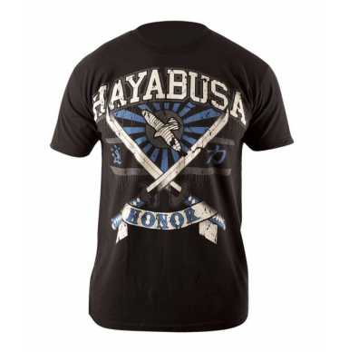Hayabusa Samurai T-shirt Black/Blue